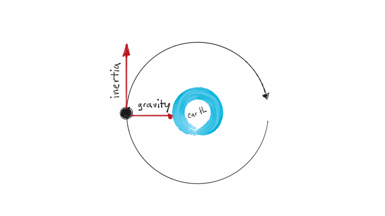 Inertia: The Force That Holds the Universe Together